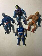 (3) 1982 HE-MAN MOTU MASTERS OF THE UNIVERSE KENNER & SUPER POWERS DARKSEID