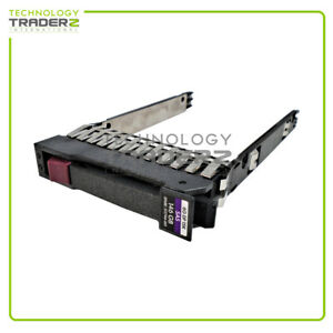 500223-001 HP 146GB 15K SAS 6G DP Hard Drive Tray Only 512744-001 ***Pulled***