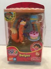 New 2005 Dora The Explorer Swiper Fisher Price