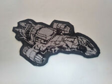 "Firefly Serenity Ship 4.25"" Embroidered Patch- Mailed from Usa Sew On"