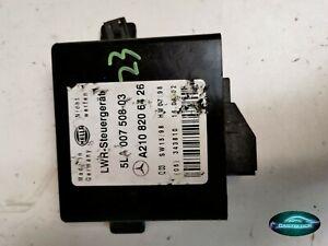 1999-2003 Mercedes CLK320 headlight range adjuster relay module A2108206426