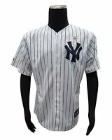 Majestic New York Yankees MLB World Series 2009 Mark Teixeira #25 Jersey, White