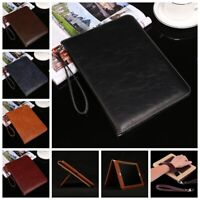 "Smart Case Protective Shell Luxury Leather Cover For iPad 7th Gen 10.2"" 2019"