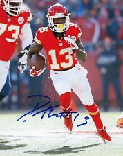 "~~ De'ANTHONY THOMAS Authentic Hand-Signed ""Kansas City Chiefs"" 8x10 Photo ~~"