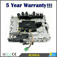 RE5R05A Valve Body Solenoid TCM Fit For Nissan Xterra Pathfinder Armada Frontier