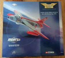 Corgi AA32702 Hawker Hunter F Mk6a XF418/16 RAF Brawdby Ltd Edit No 0002 of 4000