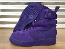 Nike SF AF1 High Special Field Air Force 1 Shoes Court Purple SZ ( 864024-500 )