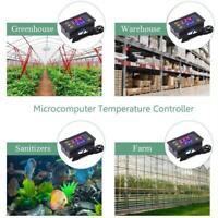 NEW 12V/24V/110V STC-1000 Digital Temperature Controller Thermostat w/Cable