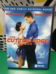 The Cutting Edge - Fire And Ice. Original American ABC FAMILY Dvd. R1. AUSSIE