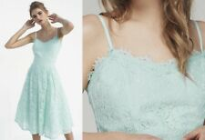 LONG TALL SALLY Mint Green Prom Lace Dress SIZES 10 to 22