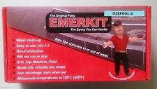 8 x Emerkit® 150g Epoxy Putty BOX, Swimming Pool and Spa Underwater Repair Kit