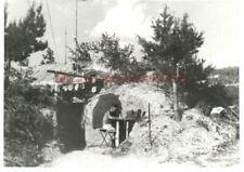 Foto, Inf.-Feldausbildungs-Rgt. 1940: Funkbunker der Nachrichtentruppe (MB)21166