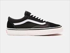 NIB Vans Old Skool sz 10 Anaheim Factory 36 DX (Suede/Canvas) - Black/True White