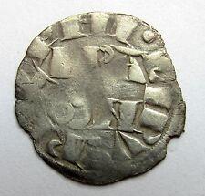 - Philippe II Auguste - Denier Parisis - 1180-1223 -