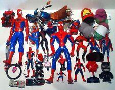 Marvel Spider-Man action figure lot