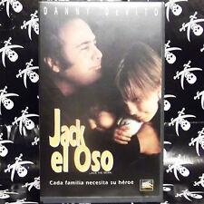 JACK EL OSO (Marshall Herskovitz) VHS . Danny DeVito, Robert J. Steinmiller Jr.,