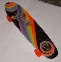 JUPITER U.S.A. Vintage Fiberglass - Old School Complete Skateboard 1970s - NOS -