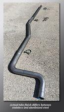 "03-07 Honda Accord Mandrel Exhaust by TruBendz - 2.5"" Aluminized Steel Tubing"