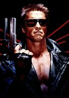 TERMINATOR Movie PHOTO Print POSTER Textless Film Art Arnold Schwarzenegger 03