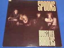 Spoons-bridges over Borders LP AOR 1987
