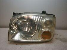 nn610280 Nissan Frontier 2001 2002 2003 2004 Left Driver Side Headlight OEM