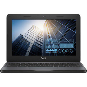 Dell 11.6  32GB Chromebook 11 3100 Laptop Intel Celeron N4020 4GB RAM 32GB eMMC