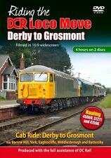 Riding the DCR Loco Move - Derby to Grosmont *DVD