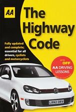 AA the Highway Code (AA Driving Test Series) by AA Publishing New Paperback Book