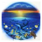 """Wyland """"Sea of Life"""" Signed Canvas Limited Edition Art COA"""
