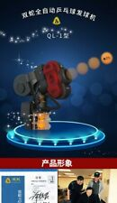 Expert Level Ping Pong Table Tennis Robot Double Snake QL-1. Powerful Feature