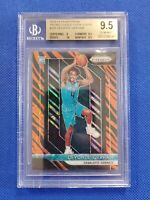 2018-19 Prizm Choice Tiger Stripe #288 DEVONTE GRAHAM Hornets BGS MIN GEM 9.5 RC