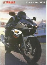 Brochures Paper XS Yamaha Motorcycle Manuals & Literature