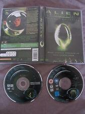 Alien de Ridley Scott avec Sigourney Weaver, collector 2DVD, SF/Horreur