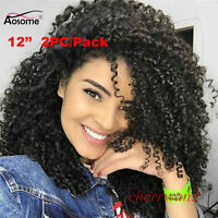 12 inch Long MALI BOB Curly Hair Twists Crochet Braids Synthetic Hair Extensions