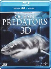OCEAN PREDATORS - 3D Blu-Ray Disc