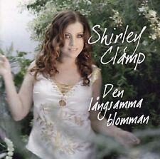 "Shirley Clamp -  ""Den Lagsamma Blomman"" -  Eurovision"