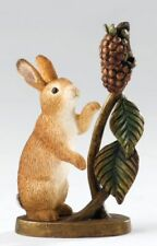 Border Fine Arts A20072  Rabbit & Blackberries Figurine  Gift