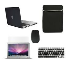 """Rubberized See Thru Hard Case Cover for Macbook Pro 15"""" with or without Retina"""