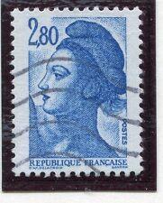 TIMBRE FRANCE OBLITERE N° 2275 TYPE GANDON / Photo non contratuelle