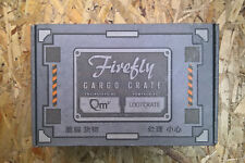 New Loot Crate QMX Firefly Cargo Crate Still Flying 2018 Crate Size XL