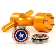 2 x 10g Tour Style Weights + Wrench for Scotty Cameron Putters, Captain America
