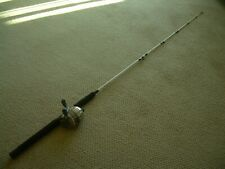 "Shakesperare Synergy Steel Reel 85 Yds/20 Lb.  With  6' 6"" Medium Heavy Rod"