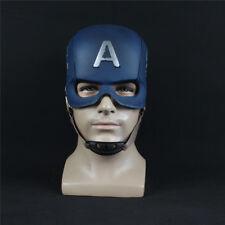 New Captain America Helmet Avengers Infinity War Superhero Halloween Helmet PVC