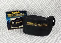 Vintage Kodak Medalist Rugged Sports Pack Camera Bag Waist Bag Fanny Pack New
