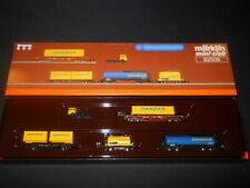 "Marklin Z Mini Club 82506 Goods Wagenset ""Danzas"" DB"