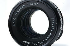 PENTAX SMC TAKUMAR 55mm F1.8 M42 Lens SN7310380