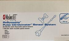 Masimo Set Rainbow ReSposable Sensor System Ref 3457