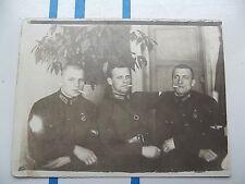 Original photo. 1935 . Ussr. Bomber crew.