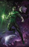 GREEN LANTERN #6 Lucio Parrillo Variant - NM or Better - 4/3/19