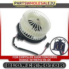 A/C Blower Heater Motor w/ Fan Cage for Dodge Intrepid Chrysler LHS 300M 700093